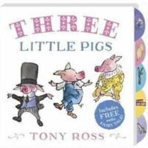 Three Little Pigs - Tony Ross - 2854921803