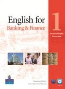 English for Banking & Finance 1 Course Book + CD - Rosemary Richey - 2837013202