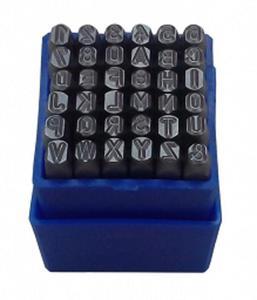 Zestaw numeratory i literowniki 4mm - 2834517855