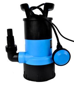 Pompa do brudnej wody i szamba z pływakiem 400W 2w1 - 2845560504