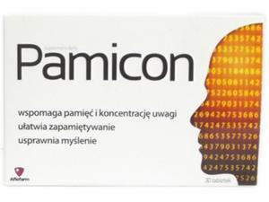 PAMICON 30 TABL PAMIĘĆ KONCENTRACJA - 2825968742