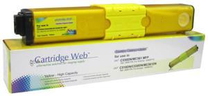TONER ZAMIENNY OKI C510 44469722 YELLOW Cartridge Web - 2835655130
