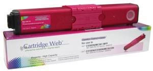 TONER OKI C510 44469723 MAGENTA Cartridge Web - 2835655131