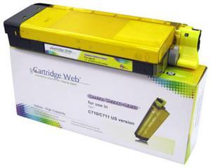 OKI C710 C711 44318605 YELLOW Cartridge Web - 2835655137