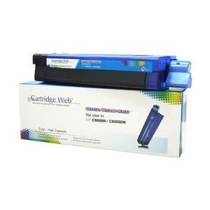 OKI C8600 43487711 CYAN Cartridge Web - 2835655159