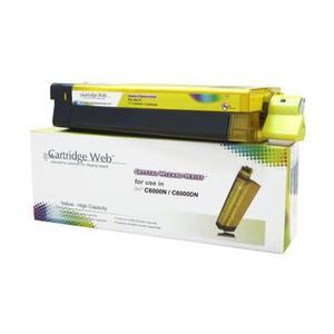 OKI C8600 43487709 YELLOW Cartridge Web - 2835655160