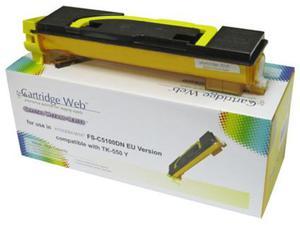 Toner Do Kyocera Tk550/Tk552 Cartridge Web Yellow