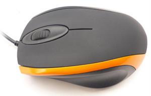 MYSZKA MYSZ OPTYCZNA PRZEWODOWA USB 1000DPI - 2835655553