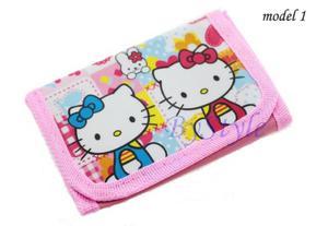 Oryginalny portfelik z Hello Kitty - 2822285912