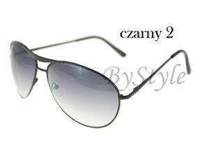 Okulary przeciwsłoneczne - Aviator design - 2822285958