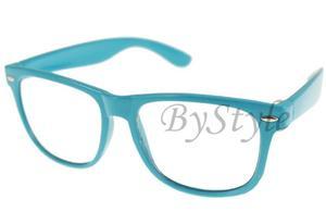 Okulary Wayfarer - błęktine - 2822285961