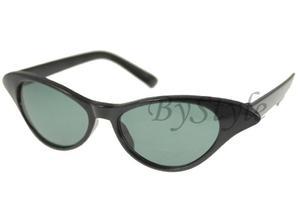 Okulary Cat Eye - przeciwsłoneczne - 2822285963
