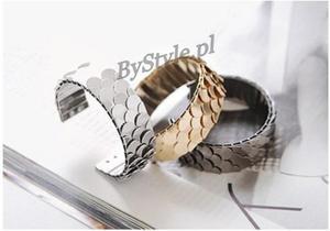 Bransoletka z łuskami - Japan Style - 2822285979