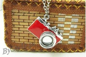 Naszyjnik foto aparat - Emo Japan Style - 2822285987