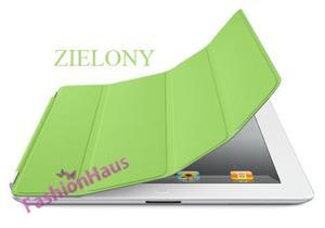 SMART COVER (zamiennik) do iPad 3 4 - zielony - 2822286004