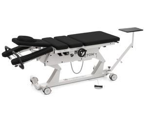 Triton DTS Package stół do trakcji kręgosłupa z ciągnikiem i osprzętem do trakcji - 2865644449