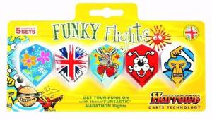 LOTKA HARROWS SYSTEM Funky 5 FLIGHTS - 2654402365