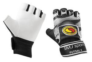 Rękawice bramkarskie SMJ Futsal 1A33