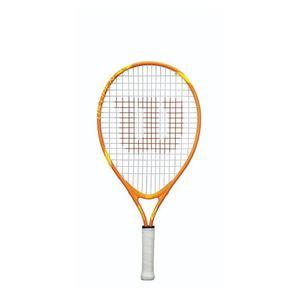 Rakieta tenis ziemny Wilson US Open 21 Junior 2014. - Pomarańczowy - 2654406005
