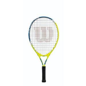Rakieta tenis ziemny Wilson Us Open 23 Junior 2014. - Niebiesko - zielony - 2654406006