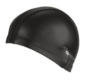 Czepek Speedo Ultra Pace Cap black 8017310001 - Czarny - 2654408123