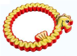 Fashy pierścień do nurkowania 4208 konik morski - konik morski - 2654409438