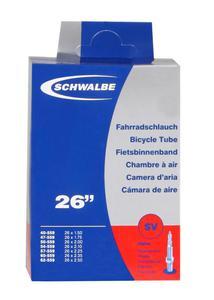 Dętka SCHWALBE STANDARD 26x1.50 2.50 zawór SV-13 40mm - 2654410438