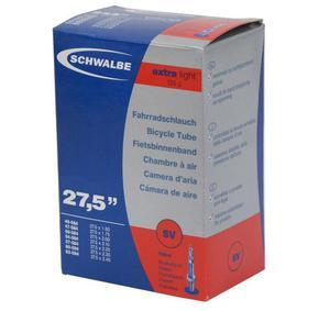 Dętka SCHWALBE STANDARD 27,5x1,50 2,40 zawór SV21- 40mm - 2654410445