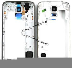 Samsung SM-G903F Galaxy S5 Neo - Oryginalny korpus czarny - 2822152671