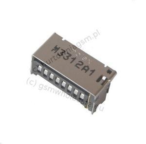 Samsung Galaxy Young S6310/SM-G318 - Oryginalne gniazdo karty pamięci SD - 2822149699