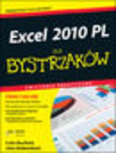 Excel 2010 PL. Ćwiczenia praktyczne dla bystrzaków - 1193480207