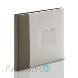 Album Introligatorski ER Hand biało-szary XXL (tradycyjny, 60 czarnych stron) Album Introligatorski ER Hand biało-szary XXL (tradycyjny, 60 czarnych stron) - 2825512792