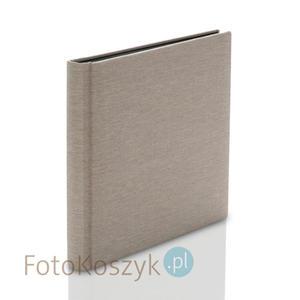 Album introligatorski ER Hand jasne płótno XXL (tradycyjny, 60 czarnych stron) Album introligatorski ER Hand jasne płótno XXL (tradycyjny, 60 czarnych stron) - 2879351091