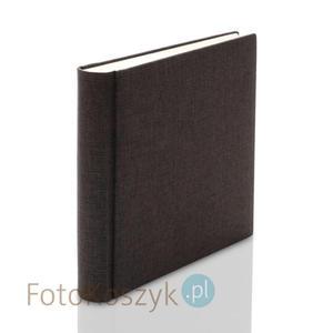 Album introligatorski ER Hand ciemne płótno XXL (tradycyjny, 100 kremowych stron) Album introligatorski ER Hand ciemne płótno XXL (tradycyjny, 100 kremowych stron) - 2878643776