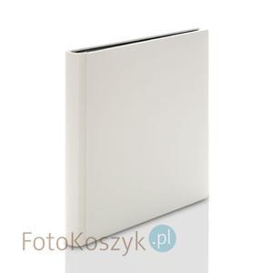 Album introligatorski ER Hand biały mat' XXL (tradycyjny, 60 czarnych stron) Album introligatorski ER Hand biały mat' XXL (tradycyjny, 60 czarnych stron) - 2849801705