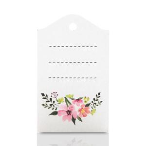 Zawieszka TS kwiaty do personalizacji Zawieszka TS kwiaty do personalizacji - 2859097591