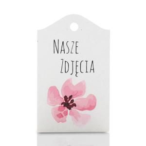 Zawieszka TS kwiatek Nasze Zdjęcia Zawieszka TS kwiatek Nasze Zdjęcia - 2859097593