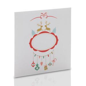 Obwoluta świąteczna TS renifery (na płytę CD/DVD) Obwoluta świąteczna TS renifery (na płytę CD/DVD)