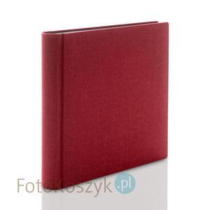 Album introligatorski ER Hand czerwone płótno XXL (tradycyjny, 100 czarnych stron) Album introligatorski ER Hand czerwone płótno XXL (tradycyjny, 100 czarnych stron) - 2876681880
