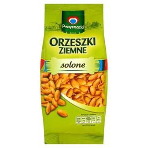 Przysnacki Orzeszki ziemne solone 380g - 2837405913