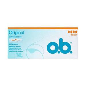O.B. Original Super Tampony 32 sztuki - 2827386940
