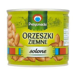 Przysnacki Orzeszki ziemne solone 140g - 2837404548