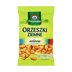Przysnacki Orzeszki ziemne solone 70g - 2837404556