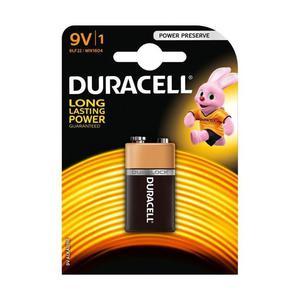 Duracell 9V Bateria alkaliczna - 2837406026