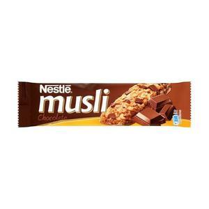 Nestlé Musli Chocolate Batonik zbożowy 40g - 2827389035