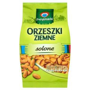 Przysnacki Orzeszki ziemne solone 240g - 2837406895