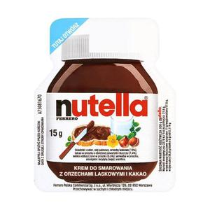 Nutella Krem do smarowania 15g - 2904011730