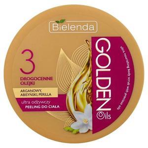 Bielenda Golden Oils Ultra odżywczy peeling do ciała 200ml - 2827389383