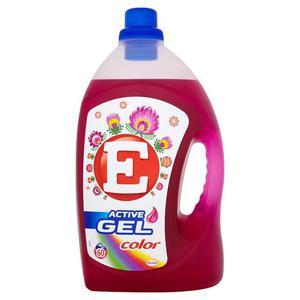 E Active Gel Color Żel do prania 4,38l (60 prań) - 2845557000