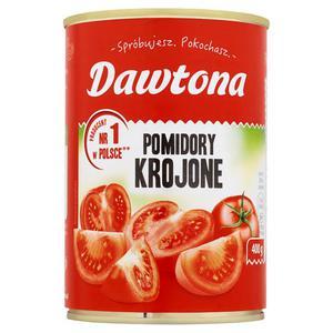 Dawtona Pomidory krojone 400g - 2846389240